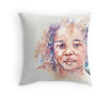 Winsome Throw Pillow