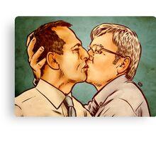 Tony and Kevin Canvas Print