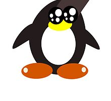 Cartoon Penguin by kwg2200