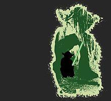Yoda's Swamp by KAMonkey