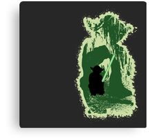 Yoda's Swamp Canvas Print