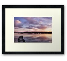 Be still my heart Framed Print