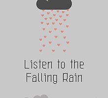 Rain by teacupcookie