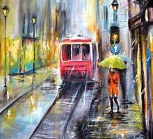 Rainy Fantasy  by Natalja Picugina
