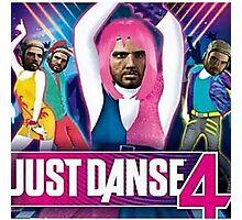 Just Danse Photographic Print