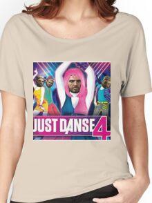 Just Danse Women's Relaxed Fit T-Shirt
