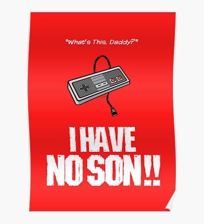 I Have No Son Poster
