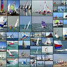 Newhaven & Seaford Sailing Club Collage by mikebov