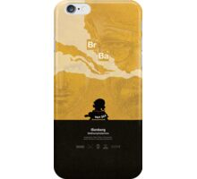 iSenberg - Breaking Bad iPhone Case iPhone Case/Skin
