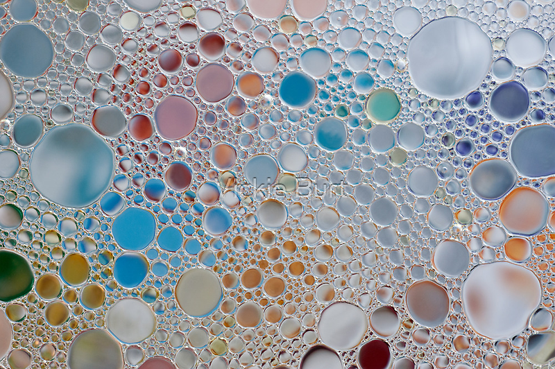 More Bubbles by Vickie Burt