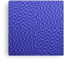 Vague Blur (violet monochrome) Canvas Print