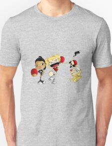 The Unholy Trinity Plays Dodgeball T-Shirt