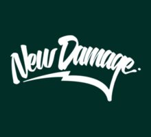 New Damage Pocket (White) by newdamage