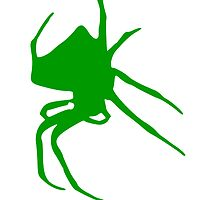 Green Spider by kwg2200
