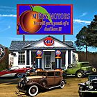 Mike's Motors by Mike Pesseackey (crimsontideguy)