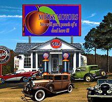 Mike's Motors by Mike Pesseackey (crimsontideguy)