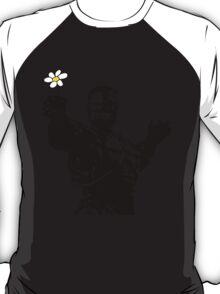 "Robocop ""likes flowers"" T-Shirt"