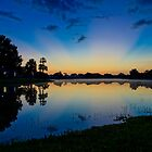 Early Morning Reflections by Steve Case