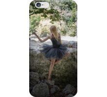 Water nymph dancing iPhone Case/Skin