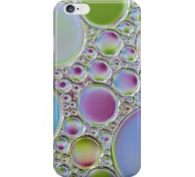Purple & Green  iPhone Case/Skin