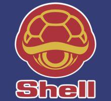 Shell by davidj8580