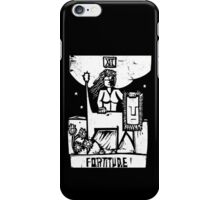 Strength - Tarot Cards - Major Arcana iPhone Case/Skin