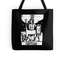 Strength - Tarot Cards - Major Arcana Tote Bag