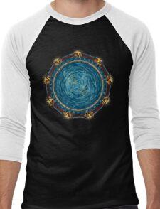 Starry Gate Men's Baseball ¾ T-Shirt