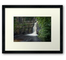 High Force Classic View Framed Print