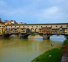 Ponte Vecchio by Edward Perry