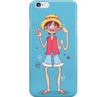 Monkey D iPhone Case/Skin