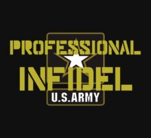 Professional Infidel by Fred Seghetti