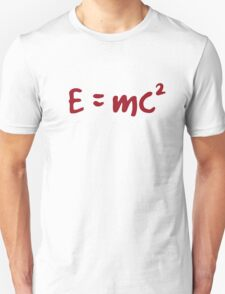 E = mc 2 einstein T shirts T-Shirt