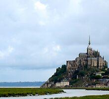 Mont Saint-Michel by doctorwoods