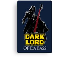 Dark Lord of Da Bass (Star Wars) Canvas Print
