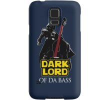 Dark Lord of Da Bass (Star Wars) Samsung Galaxy Case/Skin