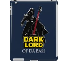 Dark Lord of Da Bass (Star Wars) iPad Case/Skin