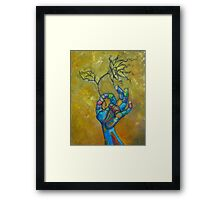 What You Bring Framed Print