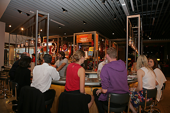 Tapas Revolution in Bluewater by Keith Larby