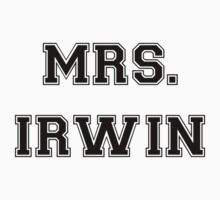 Mrs. Irwin by JuliaHoran