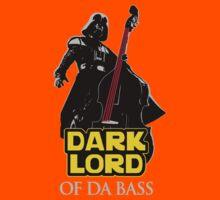 Dark Lord of Da Bass (Star Wars) Kids Clothes