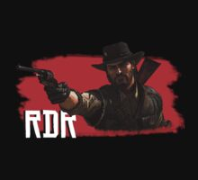 RDR Dead Eye Lock by R4V3N3Y3