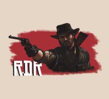 RDR Dead Eye Lock by R4V3N3Y3