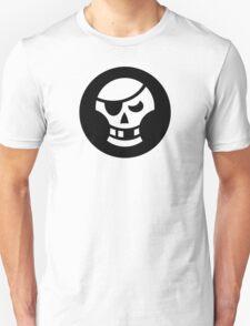 Pirate Skull Ideology T-Shirt
