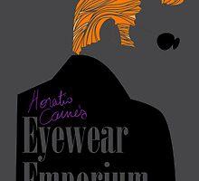 Horatio Caine's Eyewear Emporium by elDuendeVerde