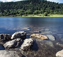 Glendalough, Co. Wicklow, Ireland by Alessio Michelini