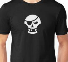 Pirate Skull Ideology Unisex T-Shirt