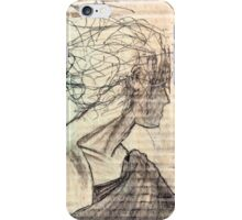 Il pensiero iPhone Case/Skin