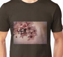 cherry tree flowers Unisex T-Shirt