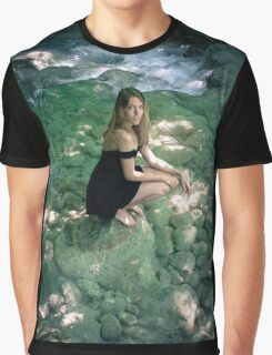 Mari in the river Graphic T-Shirt